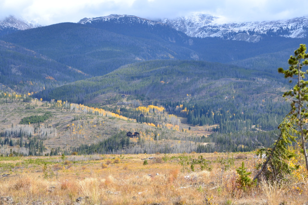 Fraser Valley in the fall