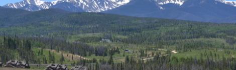 Fraser valley in june