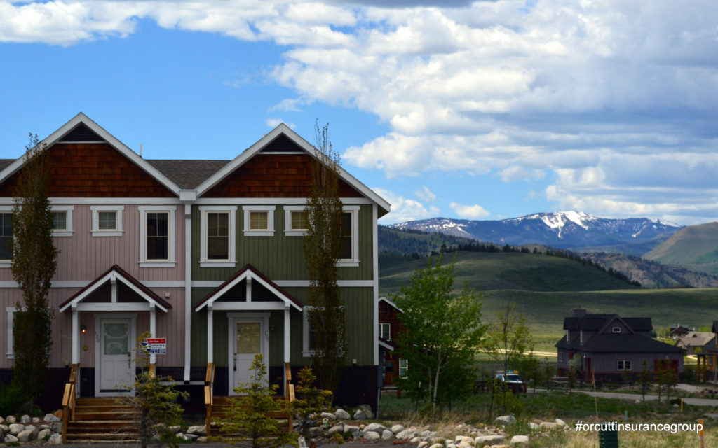 Colorado Condo Town Home Construction Insurance